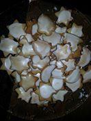 Petits gateaux de Noel aux epices et glaçage citron  10815910