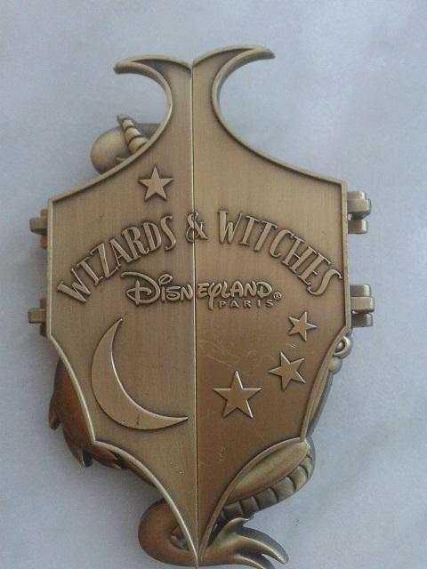 Le Pin Trading à Disneyland Paris - Page 38 20141152