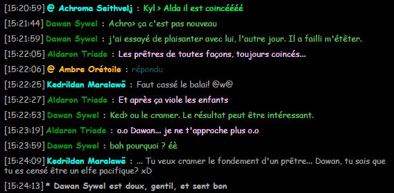 Quotons la Chatbox - Page 3 Dylire11