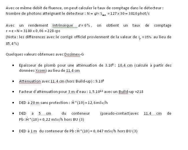 Calcul théorique taux de comptage Apb3_b10