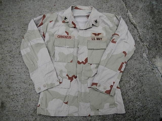 USN DCU &  BDU  blouses  Mixed_10