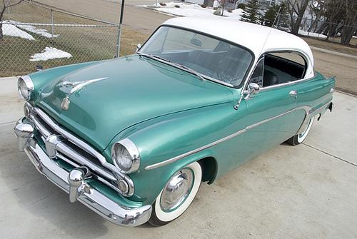 Dodge mayfair 1954 3500 doolars neg 34275510