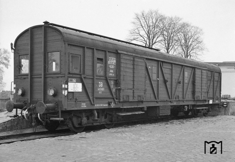 Güterzug-Steuerwagen GDS145 3486310