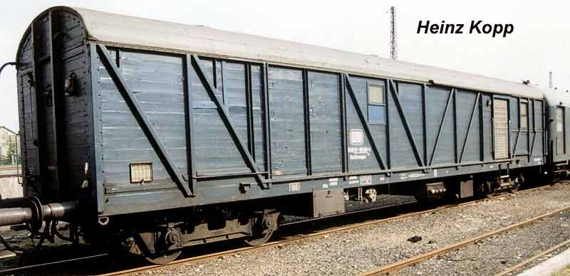 Güterzug-Steuerwagen GDS145 80809710