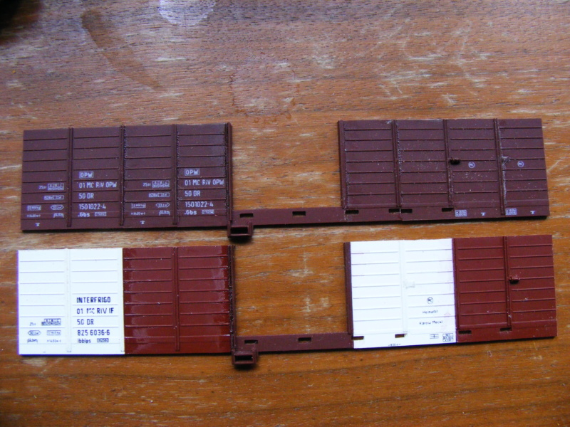 Standardhilfszug der Deutschen Reichsbahn (DR), Epoche III Aufbau15