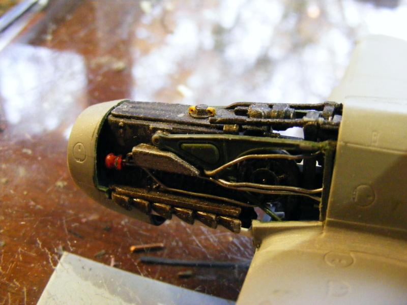 "Messerschmitt Me109 F-4, ""gelbe 14""; Maßstab 1:48 Dscf1958"