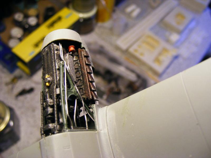 "Messerschmitt Me109 F-4, ""gelbe 14""; Maßstab 1:48 Dscf1960"