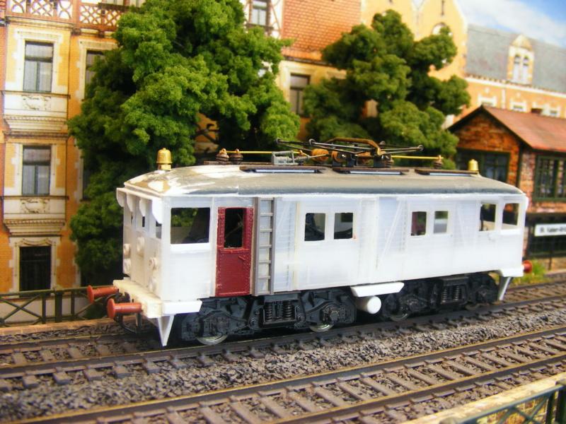 Lok 23 - der BDK (Bonn-Dransdorfer-Kleinbahn) Dscf4293