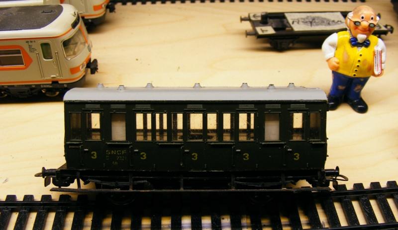 Sächsischer Schnellzugwagen Typ BC4 (ohne Bremserhaus) Dscf4327
