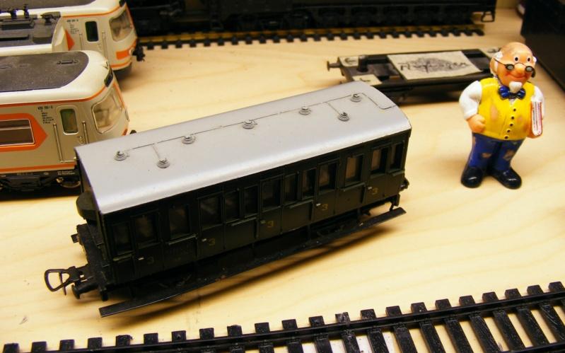 Sächsischer Schnellzugwagen Typ BC4 (ohne Bremserhaus) Dscf4328