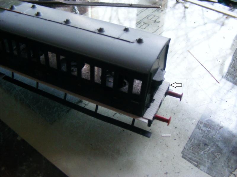 Sächsischer Schnellzugwagen Typ BC4 (ohne Bremserhaus) Dscf4329