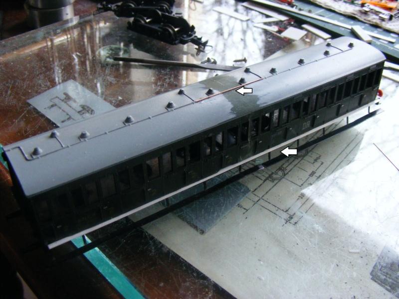Sächsischer Schnellzugwagen Typ BC4 (ohne Bremserhaus) Dscf4330