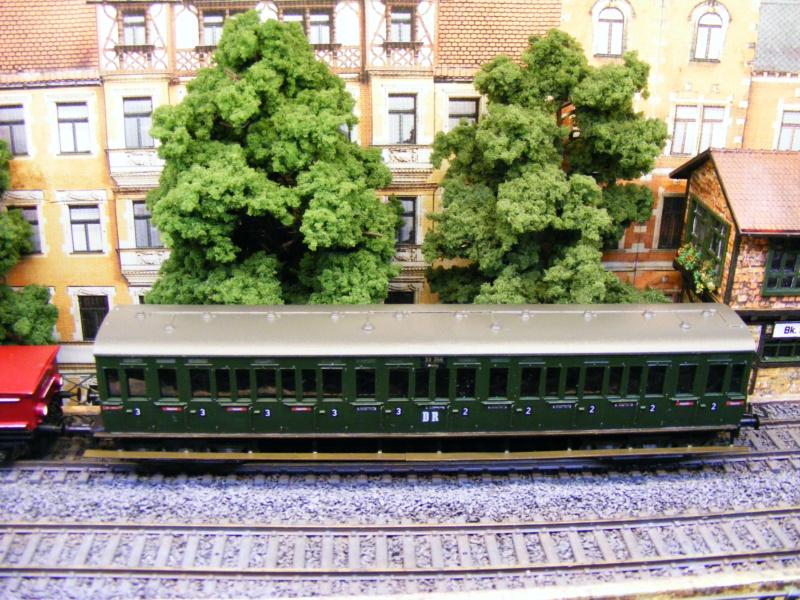 Sächsischer Schnellzugwagen Typ BC4 (ohne Bremserhaus) Dscf4335
