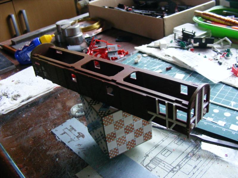 Güterzug-Steuerwagen GDS145 Dscf4647