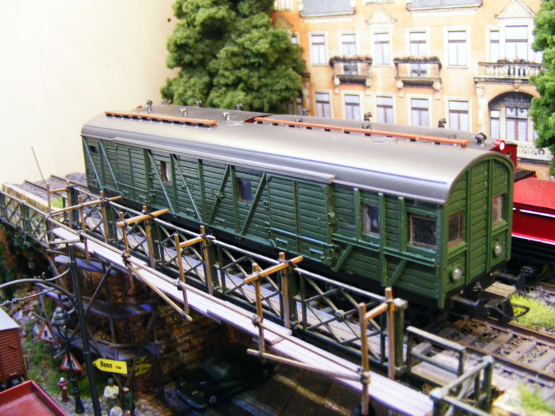 Güterzug-Steuerwagen GDS145 Dscf4720