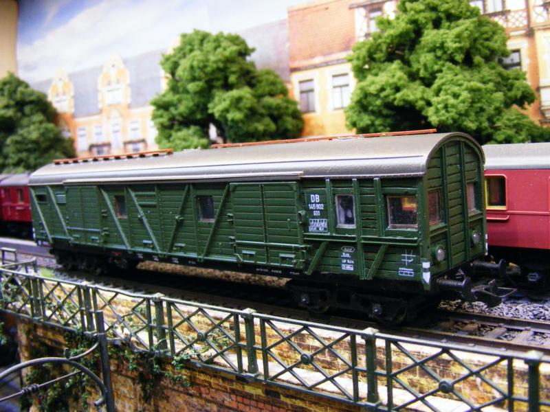 Güterzug-Steuerwagen GDS145 Dscf4967