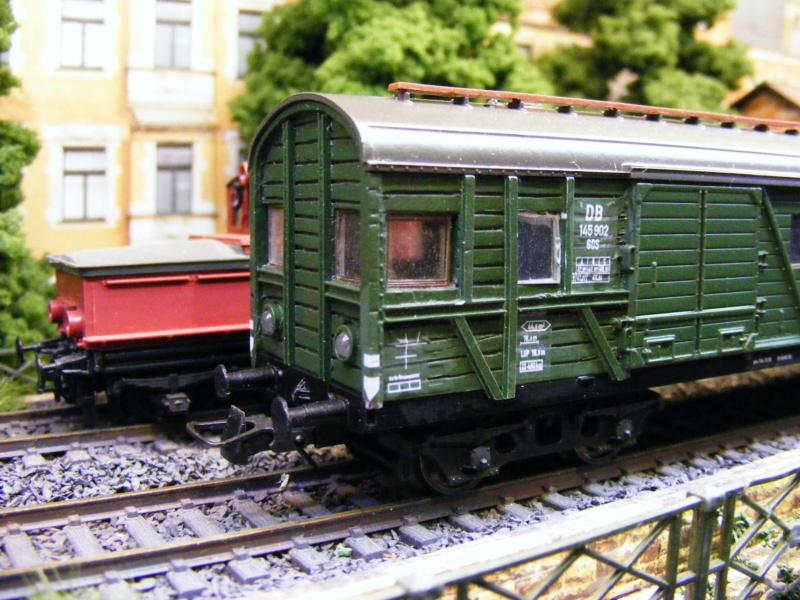 Güterzug-Steuerwagen GDS145 Dscf4969