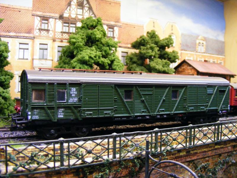 Güterzug-Steuerwagen GDS145 Dscf4970