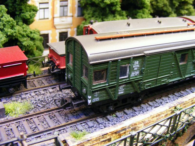 Güterzug-Steuerwagen GDS145 Dscf4972