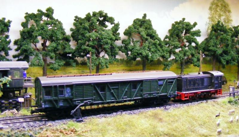 Güterzug-Steuerwagen GDS145 Dscf5010