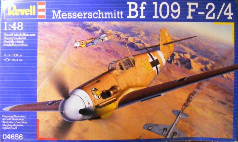 "Messerschmitt Me109 F-4, ""gelbe 14""; Maßstab 1:48 Dscf5149"