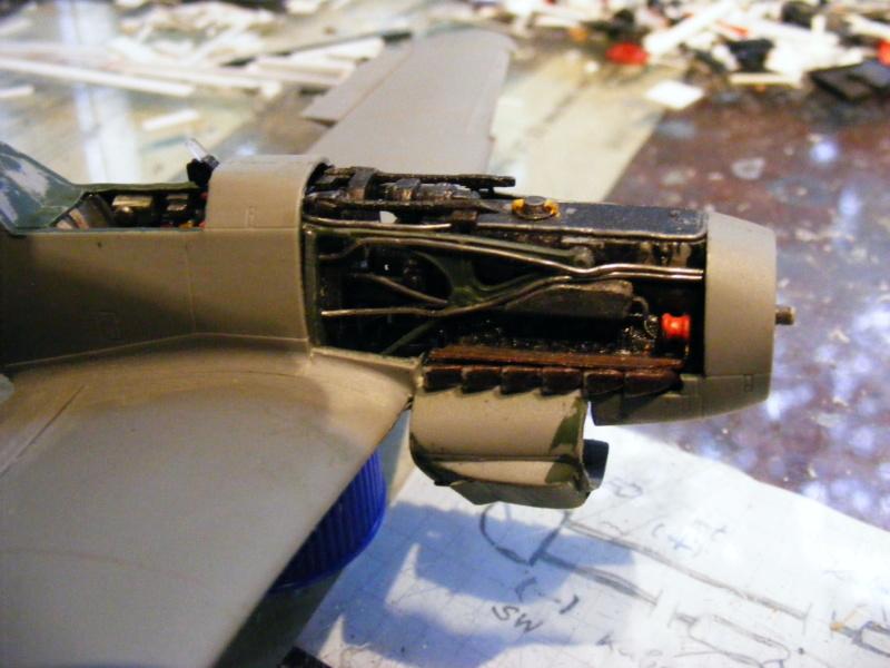 "Messerschmitt Me109 F-4, ""gelbe 14""; Maßstab 1:48 Dscf5150"