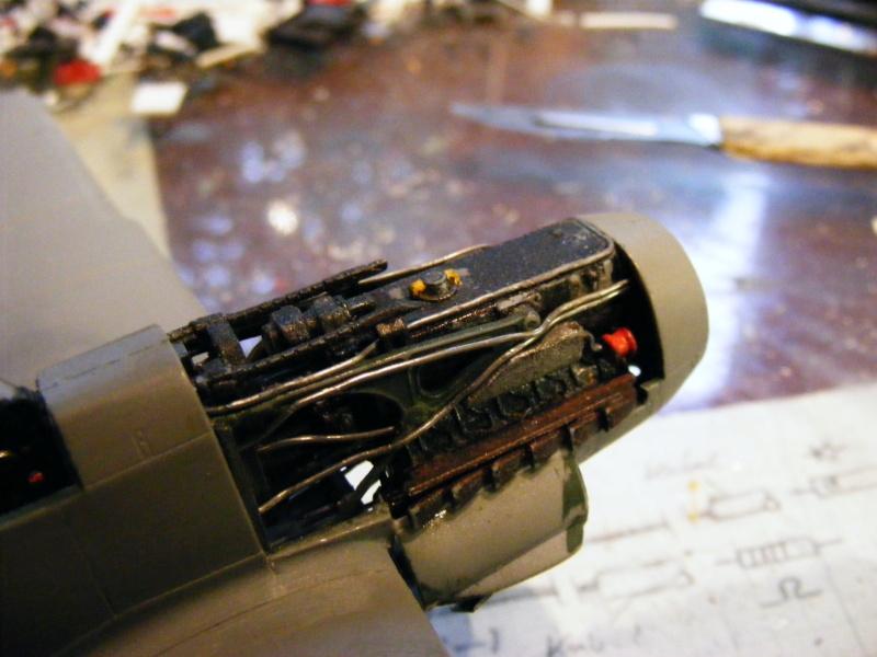 "Messerschmitt Me109 F-4, ""gelbe 14""; Maßstab 1:48 Dscf5151"