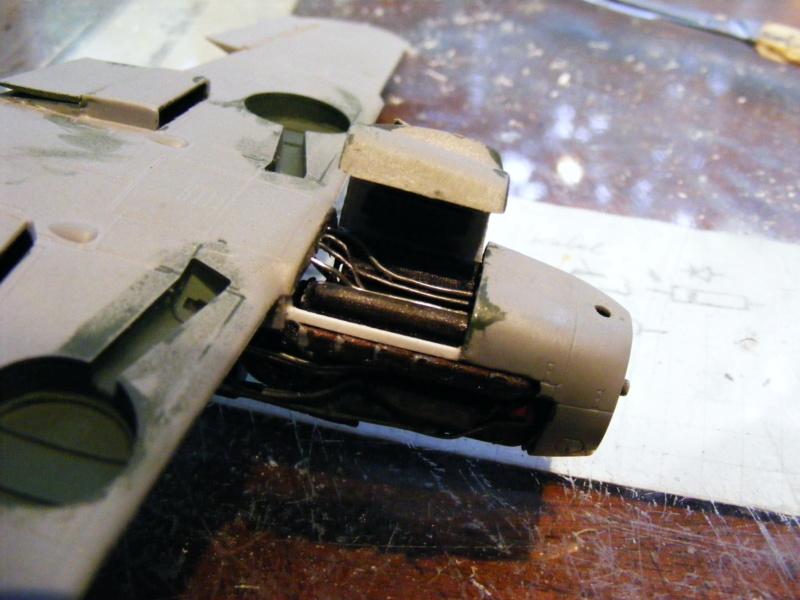 "Messerschmitt Me109 F-4, ""gelbe 14""; Maßstab 1:48 Dscf5152"