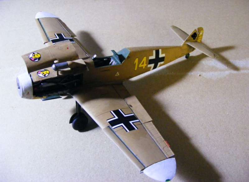 "Diorama ""Flugplatz Gazala (Libyen), Sept 1942""; Maßstab 1:48 Dscf5365"