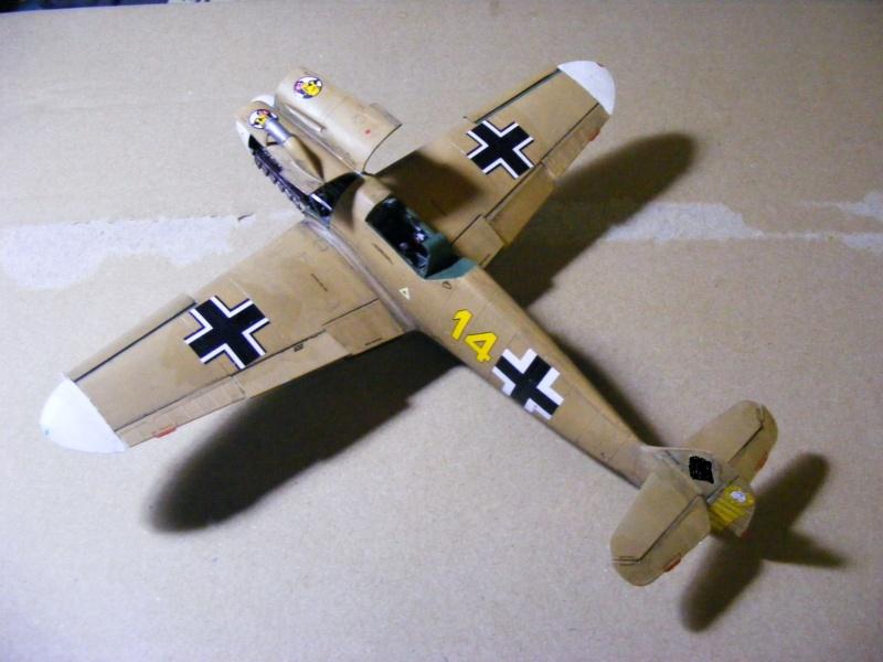 "Diorama ""Flugplatz Gazala (Libyen), Sept 1942""; Maßstab 1:48 Dscf5366"