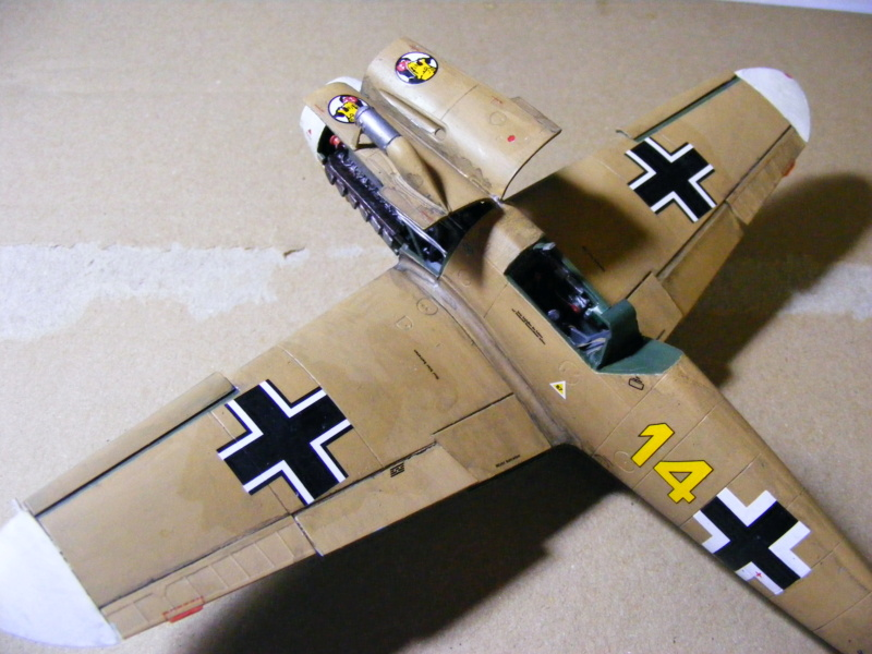 "Diorama ""Flugplatz Gazala (Libyen), Sept 1942""; Maßstab 1:48 Dscf5367"
