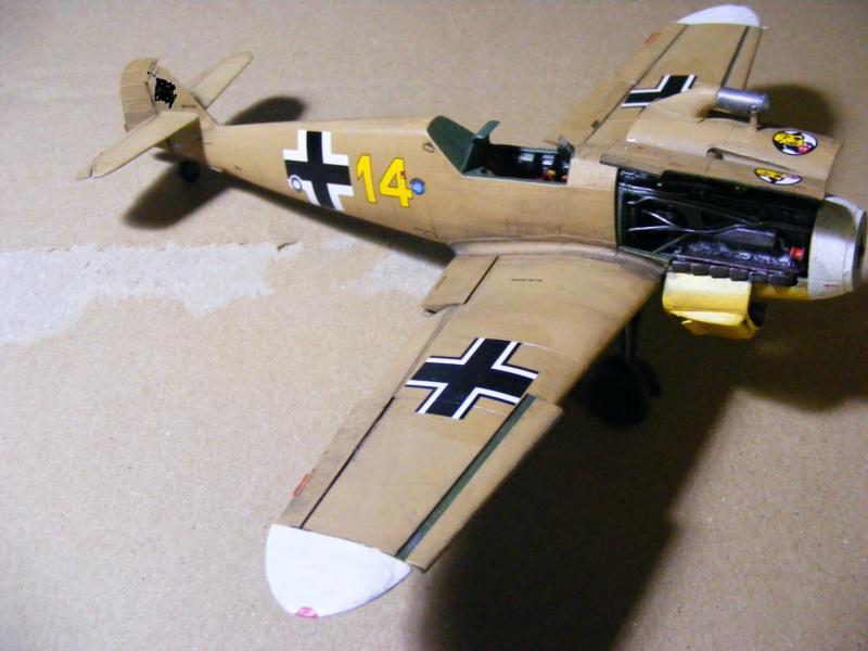 "Diorama ""Flugplatz Gazala (Libyen), Sept 1942""; Maßstab 1:48 Dscf5368"