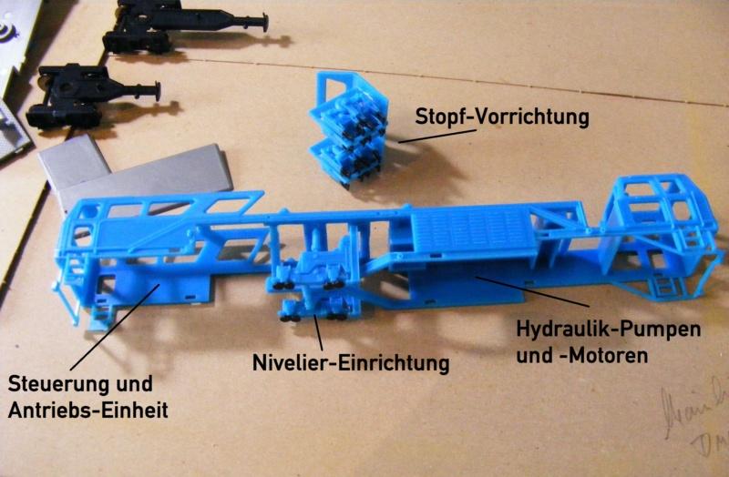 Gleisstopf- und Niveliermaschine 07-32SLC (Fabr. Plasser & Theurer) Dscf5449