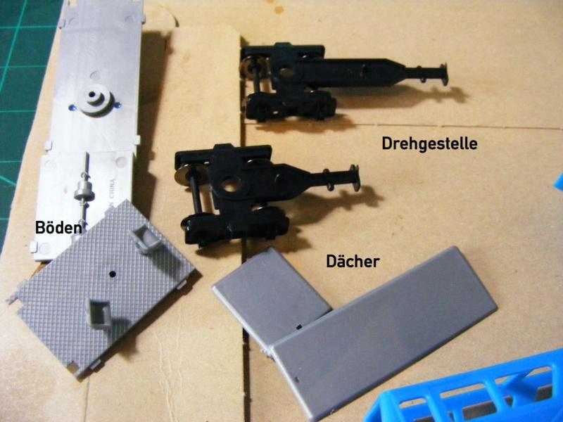 Gleisstopf- und Niveliermaschine 07-32SLC (Fabr. Plasser & Theurer) Dscf5452