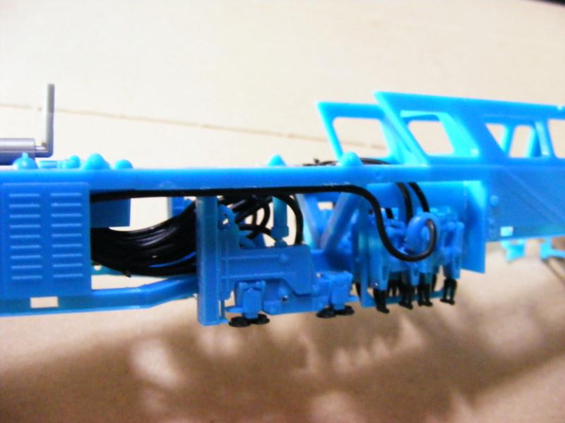 Gleisstopf- und Niveliermaschine 07-32SLC (Fabr. Plasser & Theurer) Dscf5465