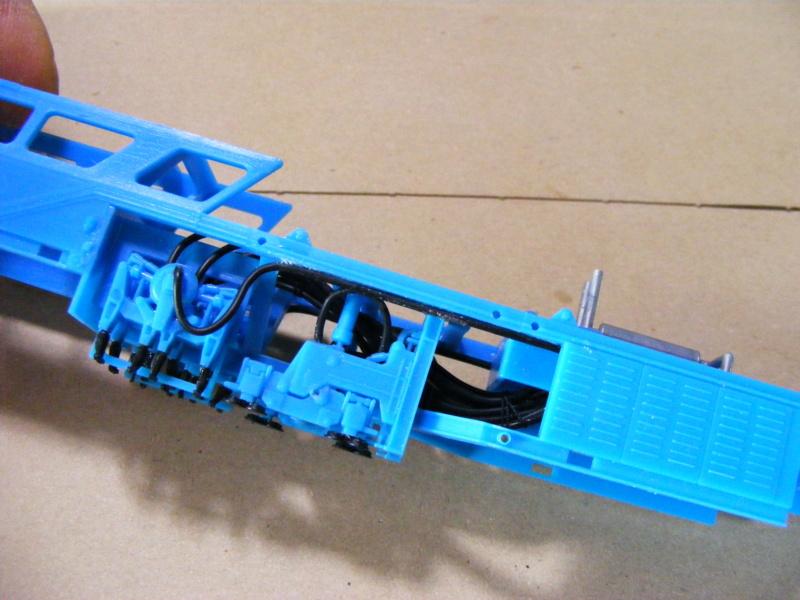 Gleisstopf- und Niveliermaschine 07-32SLC (Fabr. Plasser & Theurer) Dscf5468