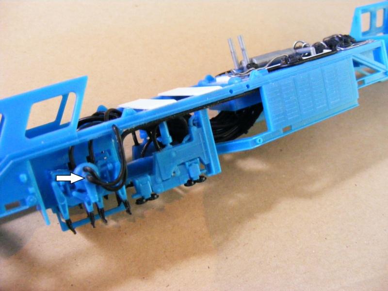 Gleisstopf- und Niveliermaschine 07-32SLC (Fabr. Plasser & Theurer) Dscf5471