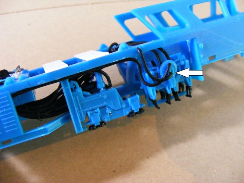 Gleisstopf- und Niveliermaschine 07-32SLC (Fabr. Plasser & Theurer) Dscf5472