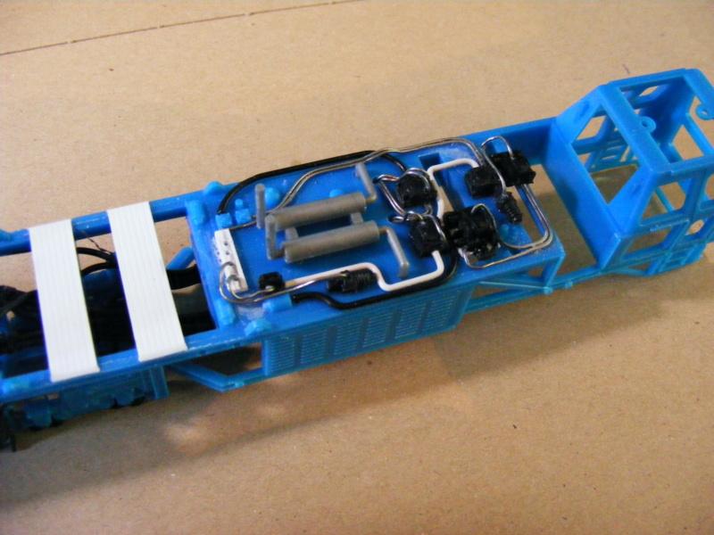 Gleisstopf- und Niveliermaschine 07-32SLC (Fabr. Plasser & Theurer) Dscf5474
