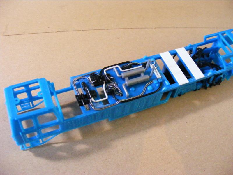 Gleisstopf- und Niveliermaschine 07-32SLC (Fabr. Plasser & Theurer) Dscf5476