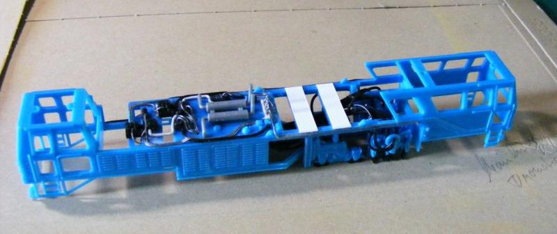 Gleisstopf- und Niveliermaschine 07-32SLC (Fabr. Plasser & Theurer) Dscf5479