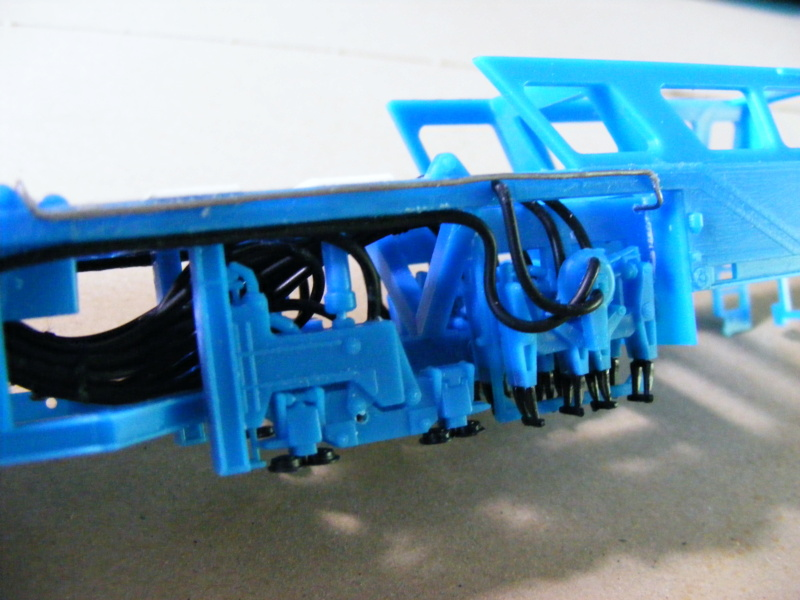 Gleisstopf- und Niveliermaschine 07-32SLC (Fabr. Plasser & Theurer) Dscf5483