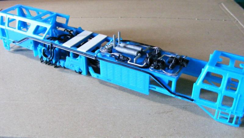 Gleisstopf- und Niveliermaschine 07-32SLC (Fabr. Plasser & Theurer) Dscf5511