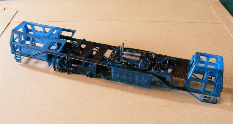 Gleisstopf- und Niveliermaschine 07-32SLC (Fabr. Plasser & Theurer) Dscf5523