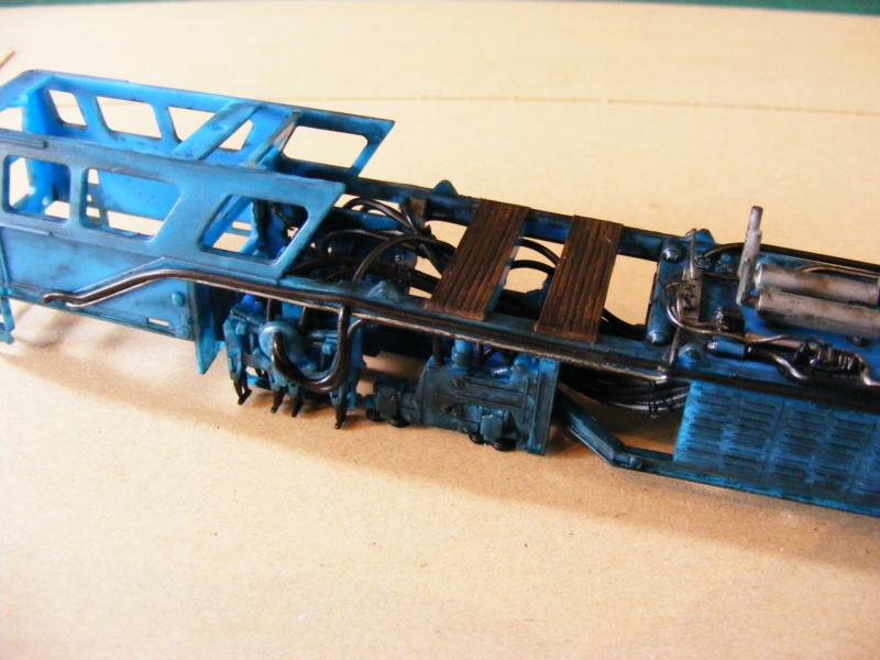 Gleisstopf- und Niveliermaschine 07-32SLC (Fabr. Plasser & Theurer) Dscf5524