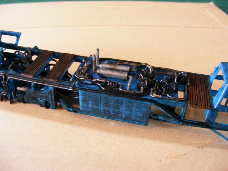 Gleisstopf- und Niveliermaschine 07-32SLC (Fabr. Plasser & Theurer) Dscf5525