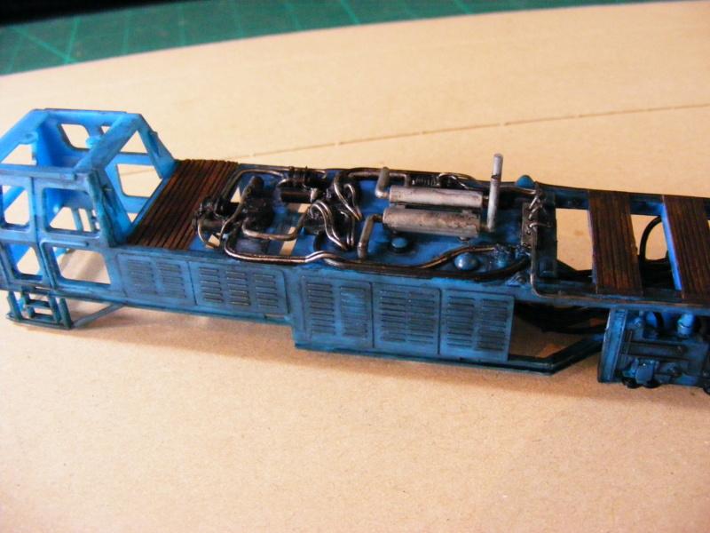 Gleisstopf- und Niveliermaschine 07-32SLC (Fabr. Plasser & Theurer) Dscf5527