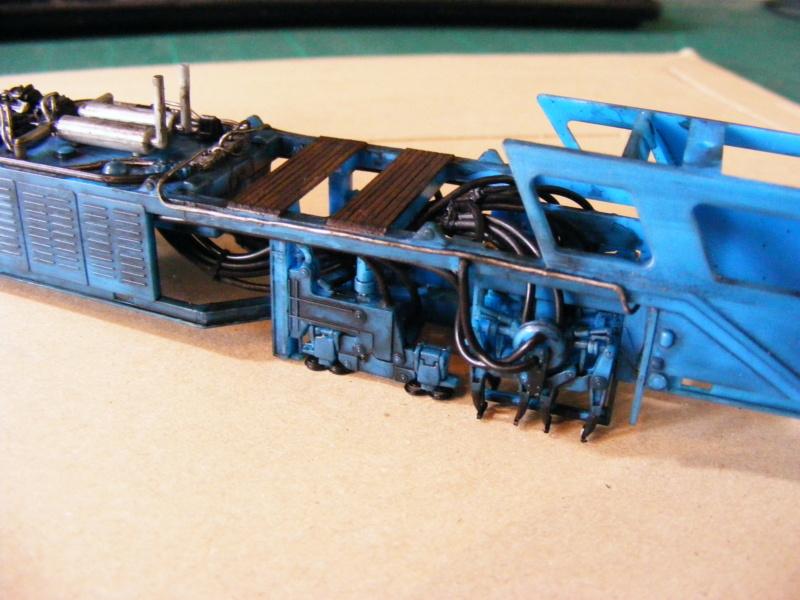 Gleisstopf- und Niveliermaschine 07-32SLC (Fabr. Plasser & Theurer) Dscf5528