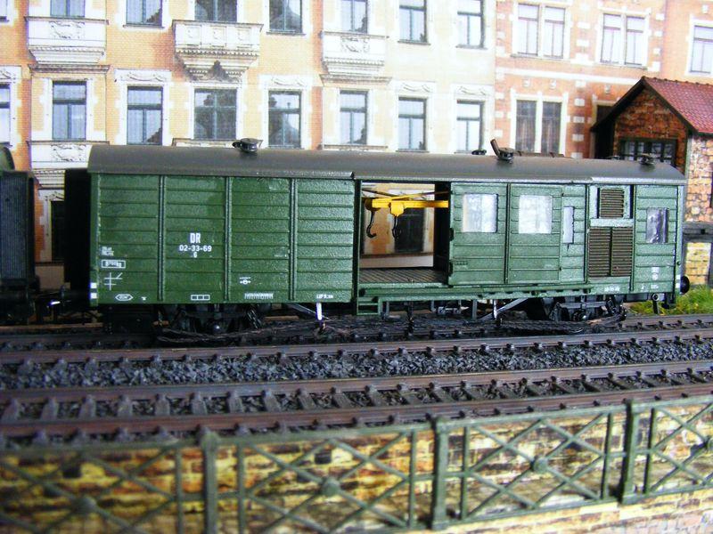 Standardhilfszug der Deutschen Reichsbahn (DR), Epoche III Dscf9452