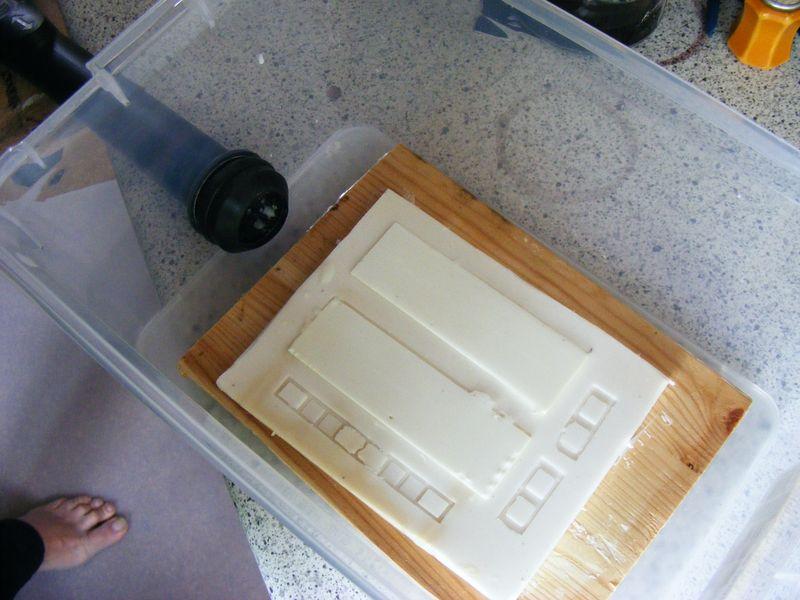 Silikon-Abguß und Vakuum - Kammer von lok1414 - Sammelbeitrag Dscf9527